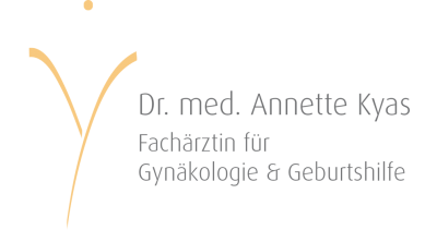 Logo Fachärztin für Gynäkologie & Geburtshilfe Dr. med. Annette Kyas Hannover Kleefeld