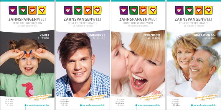 Zahnspangen beim Kieferorthopäden Dr. Jan V. Raiman & Partner