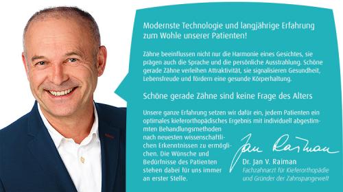 Zahnspangenwelt-Hannover Dr. JanV. Raiman